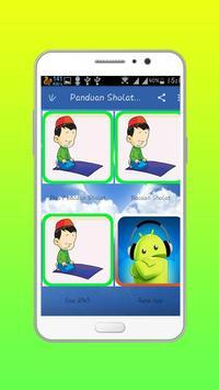 Panduan Sholat Muslim apk screenshot