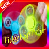 Trick Fidget Spinner Terbaru icon