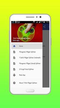 Trick Fidget Spinner Terbaru poster