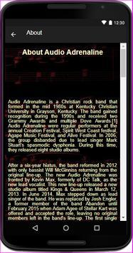 Audio Adrenaline - (Songs+Lyrics) screenshot 3