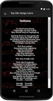 Hantungan lyrics