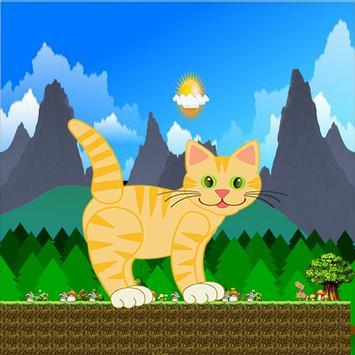 juegos de gato corriendo captura de pantalla 3