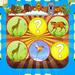 Animales que emparejan el juego