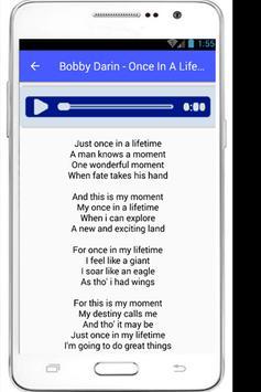 Bobby Darin Lyrics Dream Lover poster