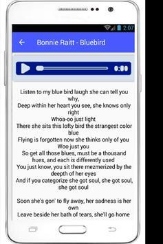Bonnie Raitt Lyrics Come To Me poster