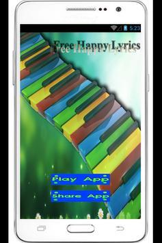 Chubby Checker Lyrics Changes apk screenshot