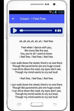 Cream Prince Lyrics poster