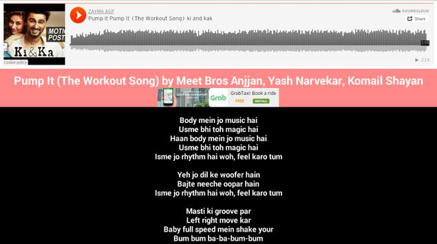 Ki And Ka Full Movie Songs apk screenshot