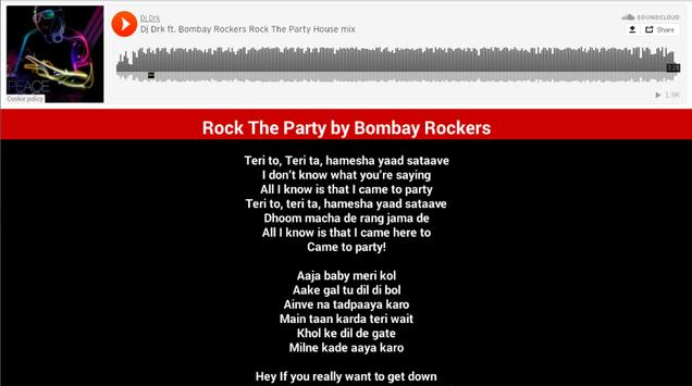 Rocky Handsome Movie Full Song apk screenshot