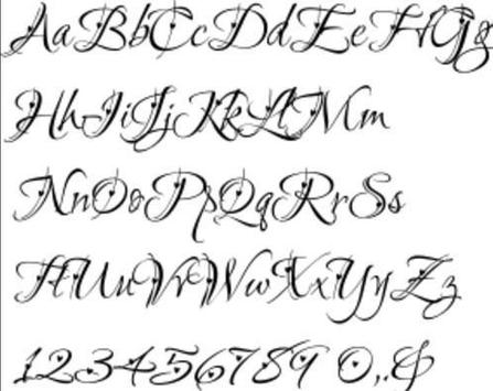Best 100 Calligraphy Writing Samples Screenshot 6