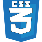 Learn CSS3 icon