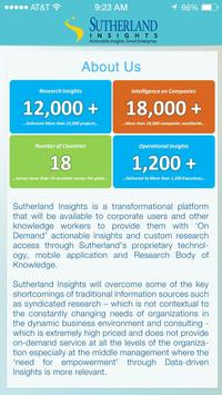 Sutherland Insights poster