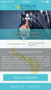 Sutherland Insights apk screenshot