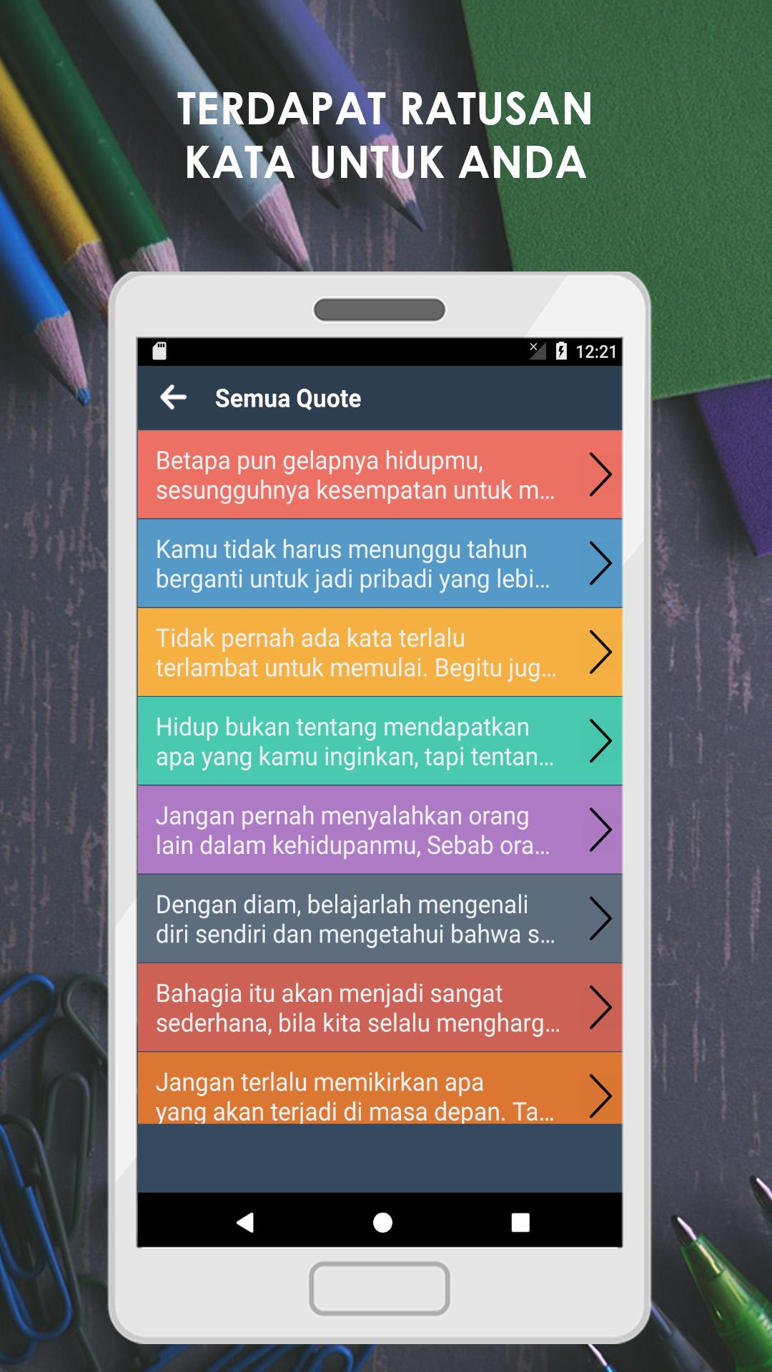 Kata Kata Filosofi Kehidupan for Android APK Download