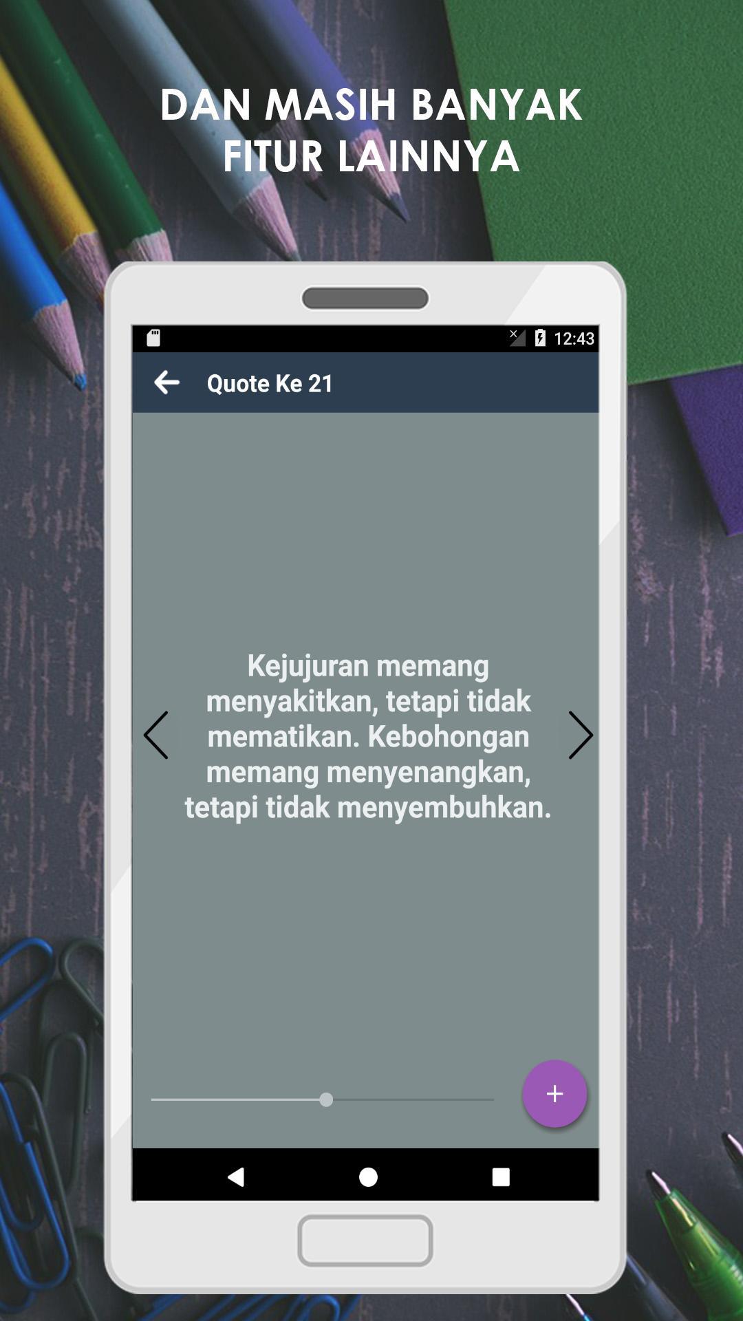 Kata Kejujuran Hati Penuh Makna Fur Android Apk Herunterladen