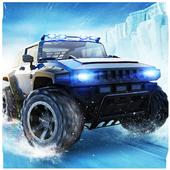 Snow Driving: 4x4  Offroad FJ Cruiser Simulator 3D icon