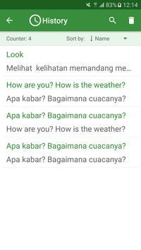 Indonesian - English Translato apk screenshot
