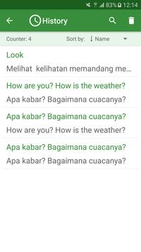 Indonesian - English Translato screenshot 3