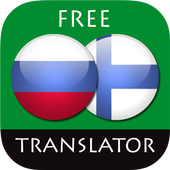 Russian - Finnish Translator icon