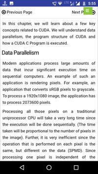 CUDA Tutorial screenshot 1