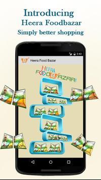 Heera Foodbazar poster