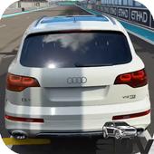 Driving Audi Suv Simulator 2019 icon