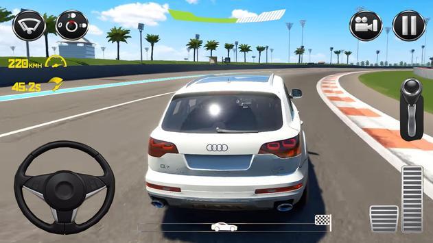 Driving Audi Suv Simulator 2019 poster