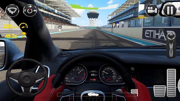 Driving Audi Suv Simulator 2019 screenshot 1