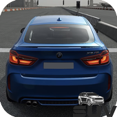 Driving Bmw Suv Simulator 2019 icon