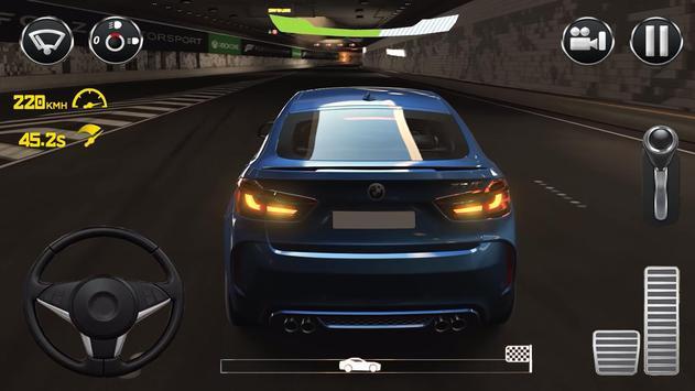 Driving Bmw Suv Simulator 2019 screenshot 2