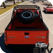 Driving Ford Suv Simulator 2019 icon