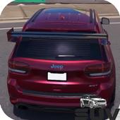 Driving Jeep Suv Simulator 2019 icon