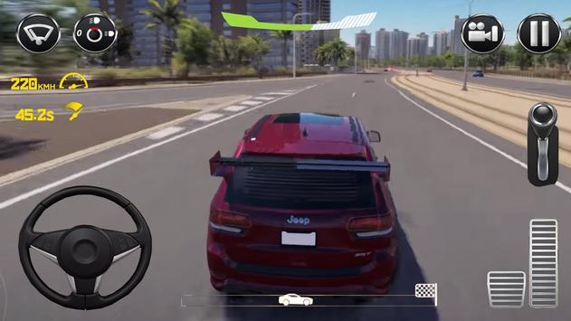 Driving Jeep Suv Simulator 2019 poster