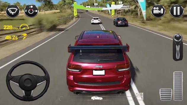 Driving Jeep Suv Simulator 2019 screenshot 1