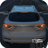 Driving Maserati Suv Simulator 2019 icon