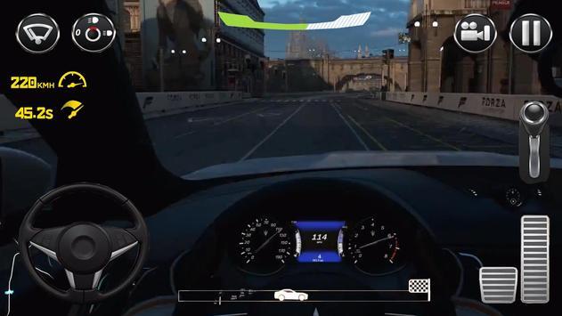 Driving Maserati Suv Simulator 2019 screenshot 1