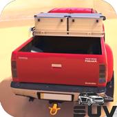 Driving Toyota Suv Simulator 2019 icon