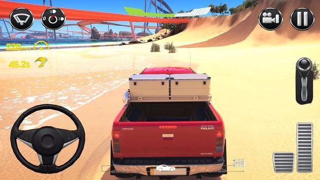 Driving Toyota Suv Simulator 2019 poster