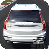 Driving Volvo Suv Simulator 2019 icon