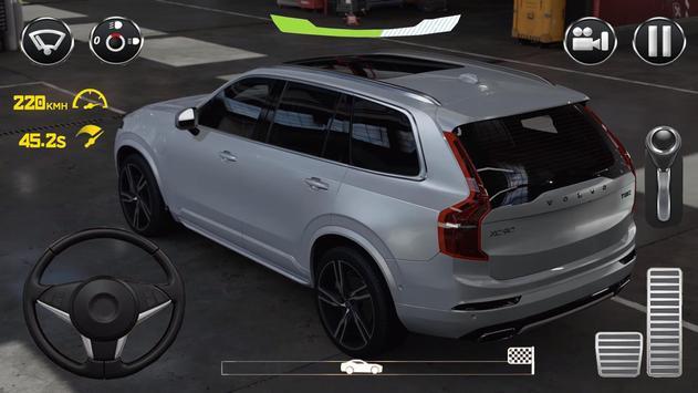 Driving Volvo Suv Simulator 2019 screenshot 2
