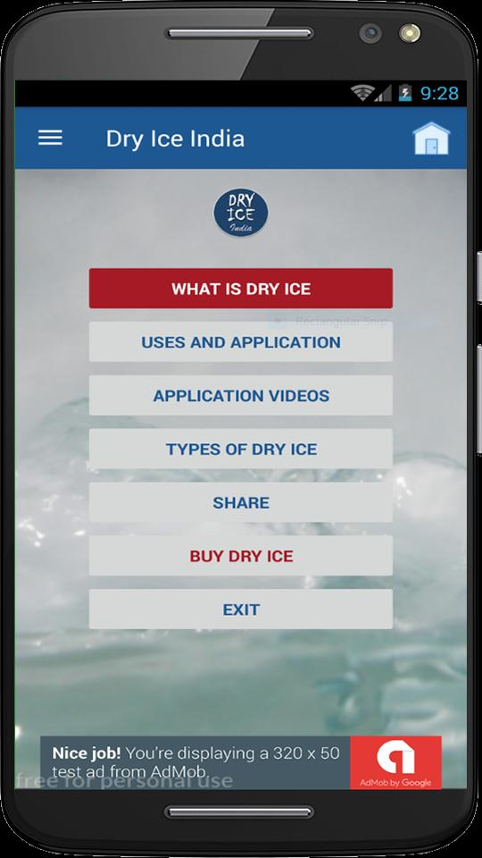 Dry Ice India Info For Android Apk Download