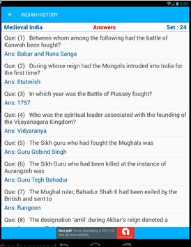 Indian History Quiz AIH MIH MOD 1500 MCQ screenshot 12