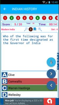 Indian History Quiz AIH MIH MOD 1500 MCQ screenshot 2