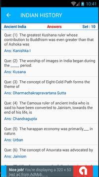 Indian History Quiz AIH MIH MOD 1500 MCQ screenshot 5