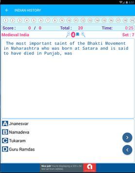 Indian History Quiz AIH MIH MOD 1500 MCQ screenshot 8