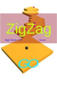 ZigZag Dash poster
