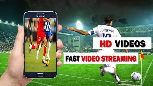 Amazing Football HD Videos poster
