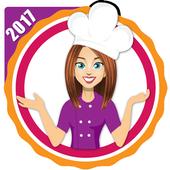Tasty Recipes Book 2017 icon