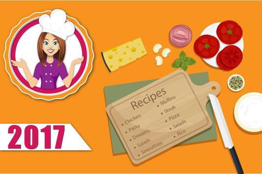 Tasty Recipes Book 2017 screenshot 2