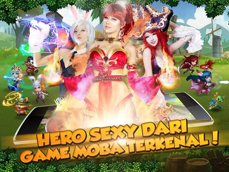 Sexy Heroes poster